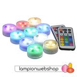 Set LED Lämpchen mit Fernbedienung_