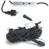Lampionpakket - Wit - 20-delig - incl. LED string 01