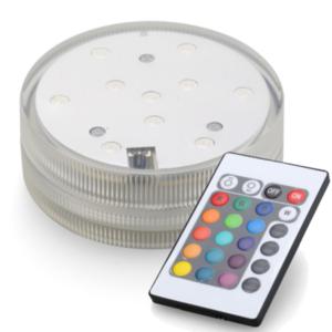 RGB LED Basic mit Fernbedienung